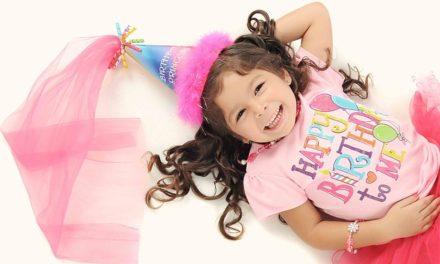Pomysły na urodzinowe zabawy dla najmłodszych